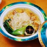 简约而不简单的私房菜羹——海鲜汁米粉豆泡丁菜羹