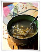 【马蹄胡萝卜煲龙骨】家常营养汤煲的最佳配水比例!