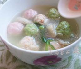 《红楼梦》中的吃虾方式——虾丸鸡皮汤
