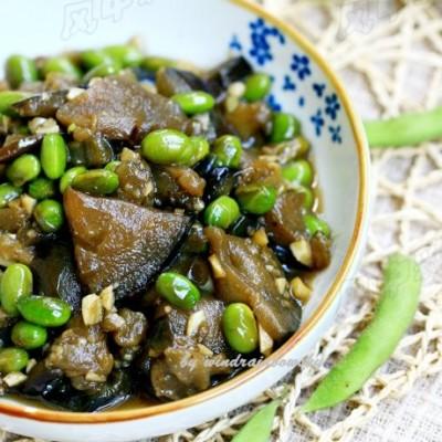 北京人入秋一定要吃的菜【毛豆烧茄子】7道茄子菜