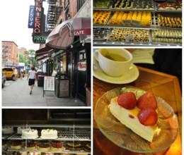 纽约:在百年甜品坊享受下午茶