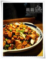 【家乡豆腐泡炖肉】节日家宴上一道朴实的家乡菜!