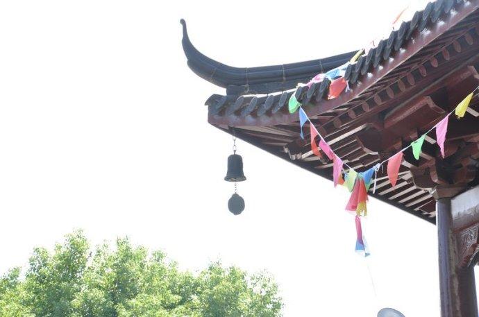 国庆长假边吃边玩边乐的南昌绳金塔庙会
