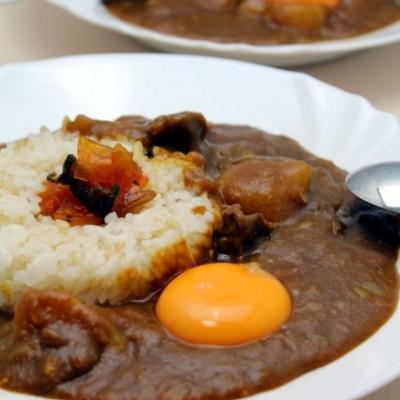 一品入魂的日式牛肉土豆咖喱饭