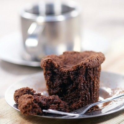 无比简单,无比浓郁---核桃巧克力蛋糕