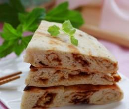 【豆渣的七十二变】北方家庭都会做的烙糖饼——零难度红糖豆渣饼