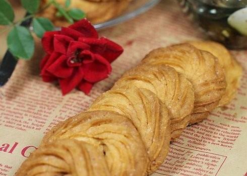 皇冠曲奇饼干