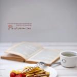 粗粮的甜蜜吃法———奶香玉米饼