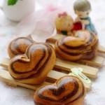 真心可鉴的造型小面包——玲珑别致的心心相印包