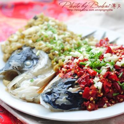 【双椒鱼头】百吃不厌的家常菜