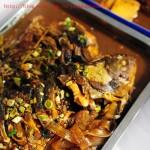食游吉林拉法山----品活鱼尝野果赏秋色