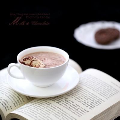 能量下午茶———牛奶巧克力热吻