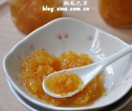 【糖渍橙皮柚子酱&蜜渍柠檬】
