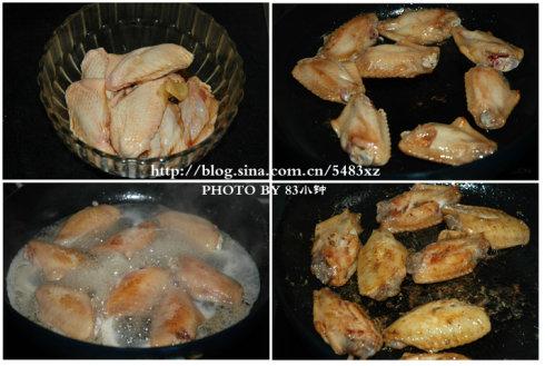 鸡翅的8种诱人吃法—【孜然鸡翅】