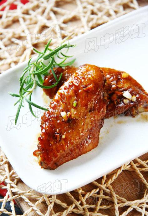 秋冬进补要低脂,一滴油不放的鸡翅做法【香菇酱鸡翅】