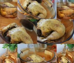 回归自然的原始做法---花雕私房盐焗鸡