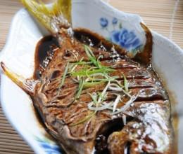 三步给肉头厚实的鱼入味----糖醋金鲳鱼(18道家常鱼)
