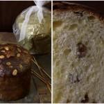 糖渍栗子天然酵种传统潘妮多尼-16个蛋黄!