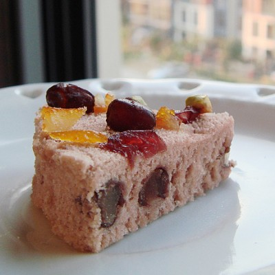 宋美龄后半生最钟爱的江南名点:红豆松糕