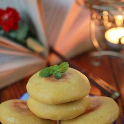 煮夫传授快速吃到王牌玉米面饼的秘诀----一个月不重样的30款面饼