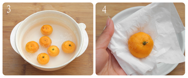 橘子的功效与作用