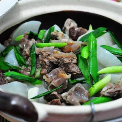 嗜肉族过冬必备:【清炖萝卜牛腩】(另附20道经典大鱼大肉任你选)