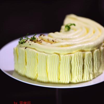 能让你吃出满足感的美味甜点-----巧克力奶油蛋糕