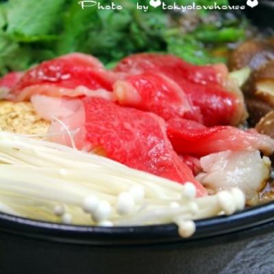 在家轻松做个好吃美味的日式火锅