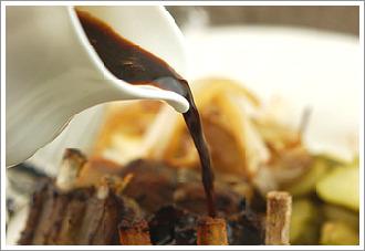 香草蒜香羊排--冬天最需要的过瘾抗寒菜