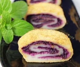 改良版的京味小吃更惊艳——【紫薯驴打滚】