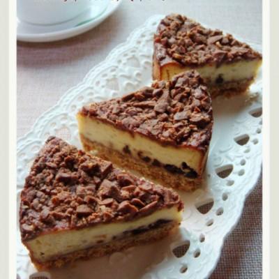 香蕉巧克力芝士蛋糕