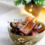 严冬的过瘾大菜,排骨最经典的做法【红烧排骨】