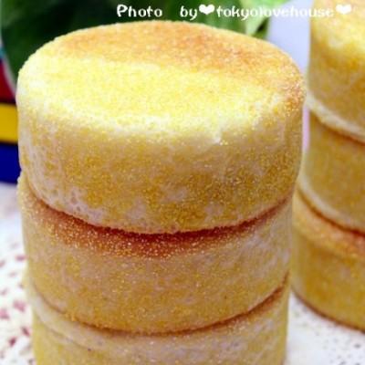 巧用玉米渣做个诱惑味觉的英国黄金早餐面包