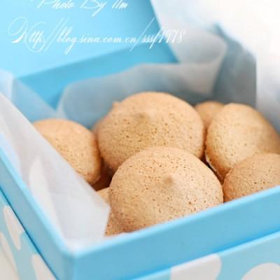 巧用剩蛋白做一款健康饼干蛋白脆饼
