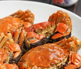 深冬时节最温暖惬意的一蟹两吃清蒸大闸蟹&螃蟹粉丝煲