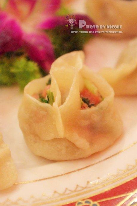 饺子摆动物造型