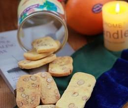 新手做饼干一定要掌握的8个基本常识------黄油杏仁饼干