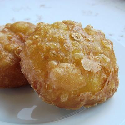 五个窍门自制外焦里糯的农家美味:黄米面炸糕