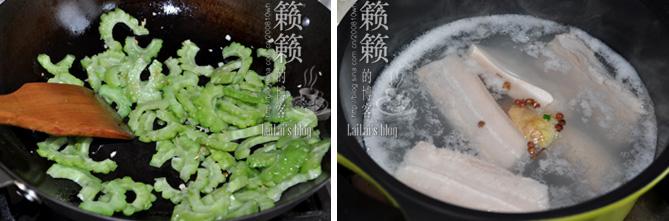 【豉香苦瓜烧肉】18种风味各异的五花肉做法!