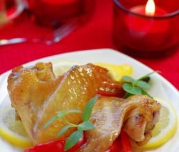 【中西合璧过圣诞】奏响圣诞的主乐章——适合中国胃的冰花梅酱烤鸡翅