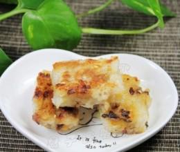 年前预热传统的中式糕点——【萝卜丝糕】