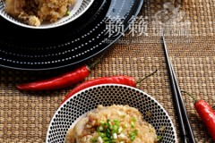 【芋头咸干饭】还记得铁锅焖饭的味道吗?
