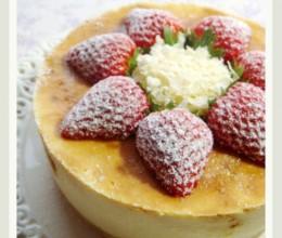 焦糖香蕉芝士蛋糕