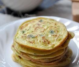 早餐39【西葫芦小煎饼】15款早餐小煎饼