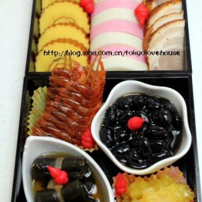 亲手做日本新年要吃的特色年节料理