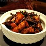 【豇豆紅燒肉】逢年過節總少不了一道濃油赤醬的傳統菜!
