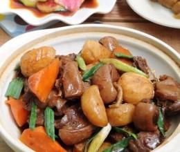 羊肉是冬天里的宝----竹蔗马蹄羊肉煲(暖而不燥不膻的羊肉怎么做)