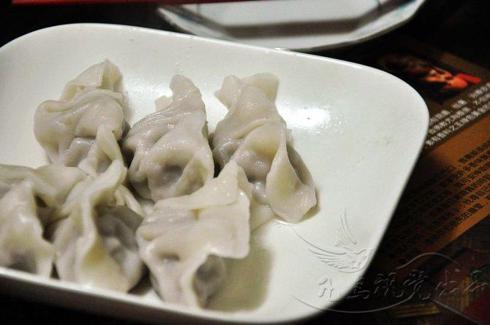不一样的马蹄猪肉水饺