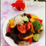 凉拌菜调配冬季餐桌——双耳拌时蔬
