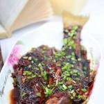 年夜饭桌上的秘制长江子鱼让你吃了年年有余----让你龙年里年年有余的9道鱼